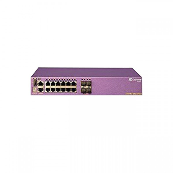 EXTREME NETWORKS - X440-G2-12p-10GE4